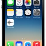 iPhone iOS 8